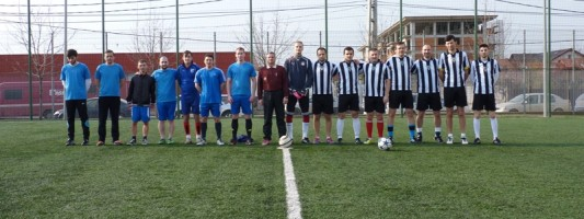 Meciuri – Cupa Parohiilor la Fotbal