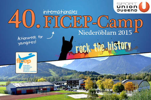 FICEP CAMP 2015 – TABARA CATOLICA INTERNATIONALA