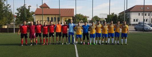 Meciuri – Cupa CATHOLICA la Fotbal