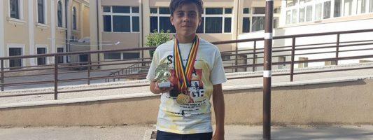 Golgeteri – Campionatul de minifotbal – Gimnaziu