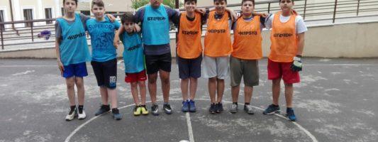 Meciuri – Campionatul de minifotbal – Gimnaziu
