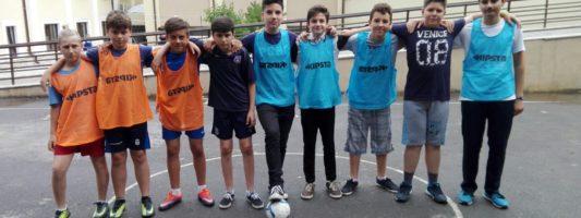 Clasament – Campionatul de minifotbal – Gimnaziu