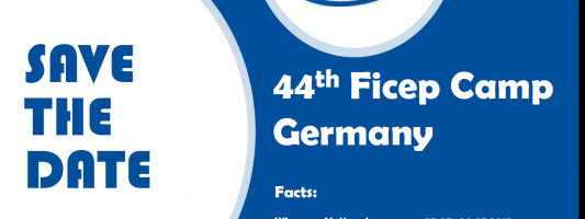 FICEP CAMP – GERMANIA 2019
