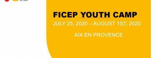 FICEP CAMP – FRANTA 2020